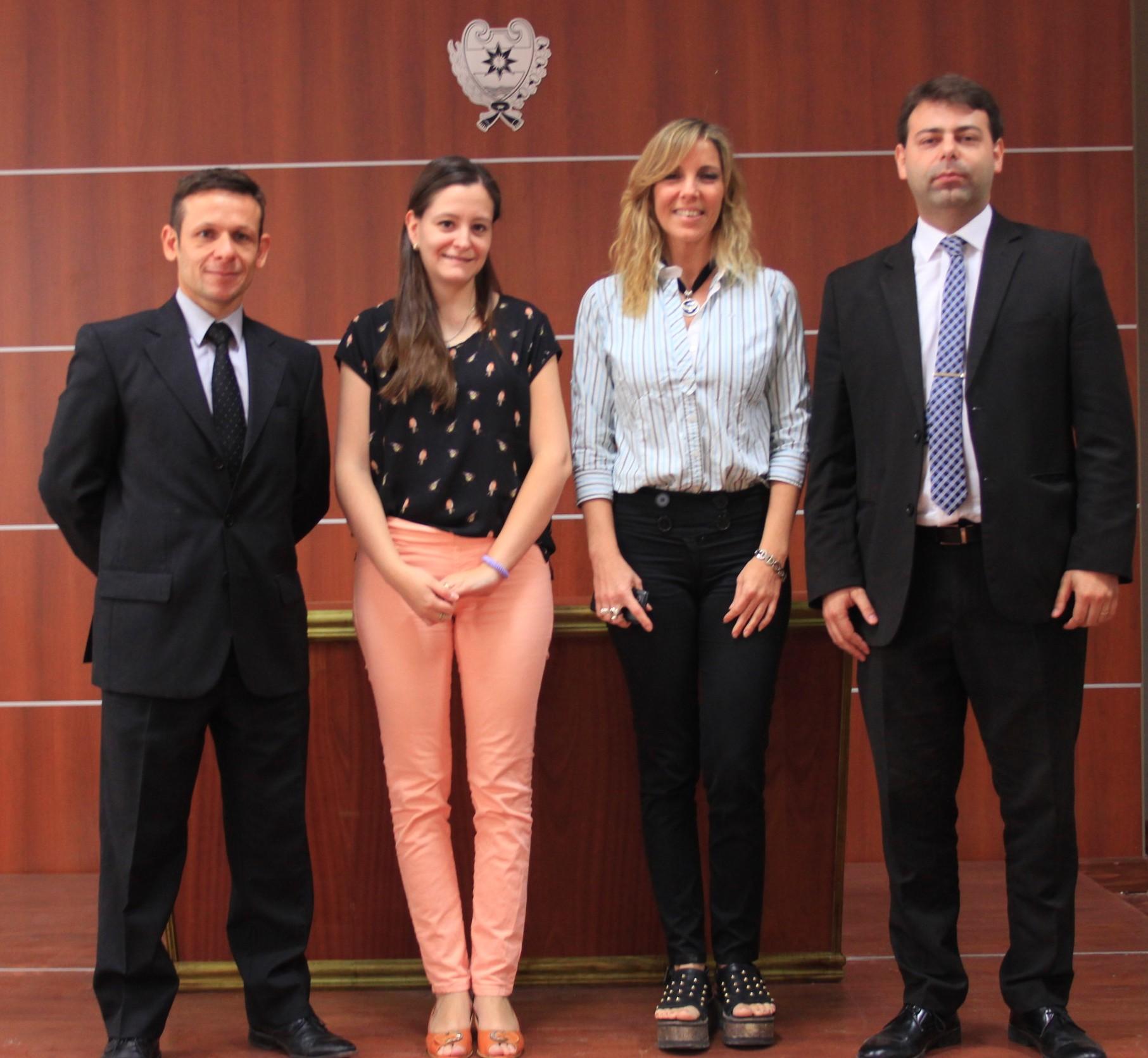 Oficina de prensa poder juidicial de santiago del estero for Oficina xestion de multas concello de santiago